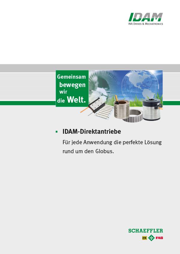 IDAM-Direktantriebe