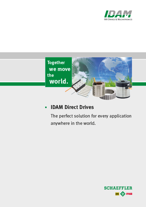 IDAM Direct Drives
