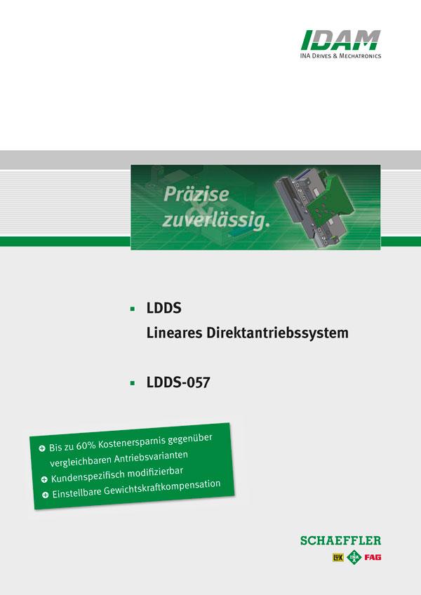 Lineares Direktantriebssystem: LDDS-057