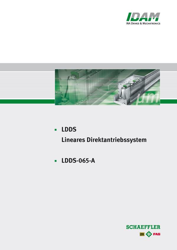Kompaktes Transportsystem: LDDS-065-A
