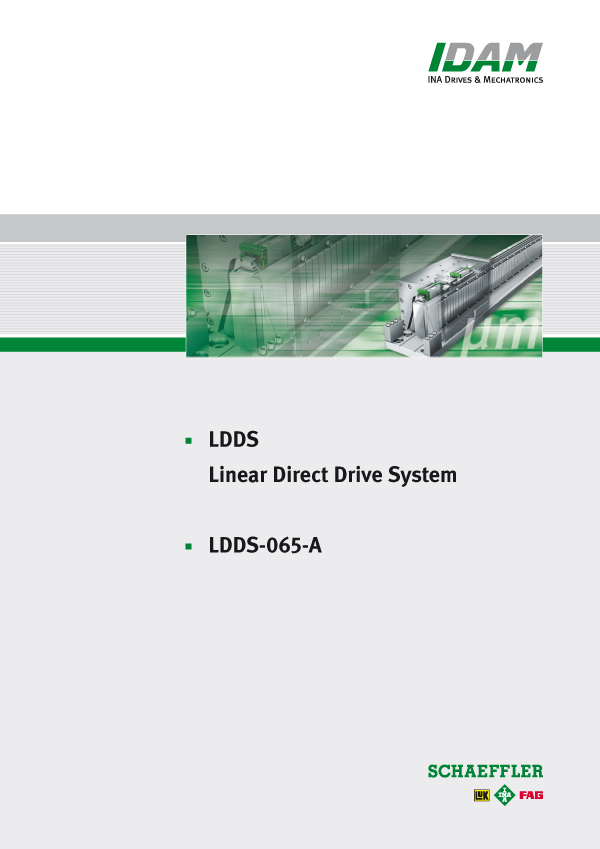 Compact transport system: LDDS-065-A