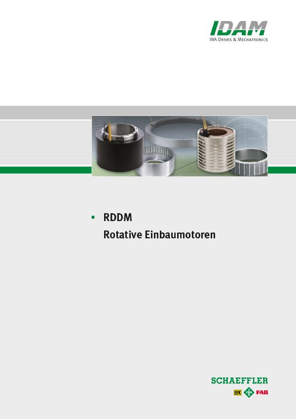 RDDM - Rotative Einbaumotoren