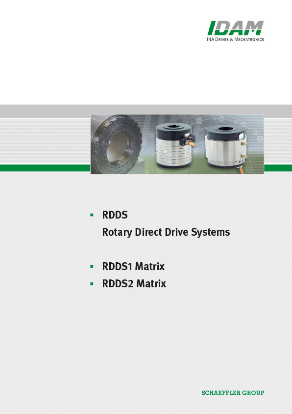 RDDS1 and RDDS2 Matrix