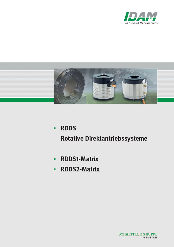 RDDS1-Matrix & RDDS2-Matrix