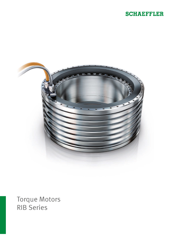 Torque Motors: RIB Series
