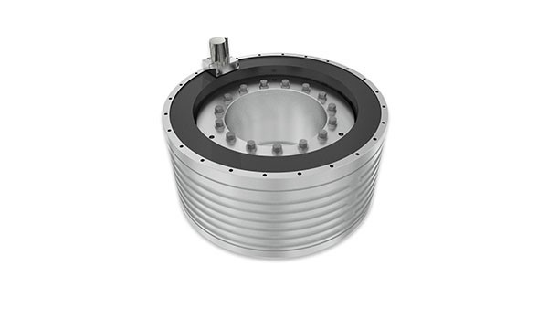 Development of the RKI high-performance torque motor series is completed and it is launched on the market