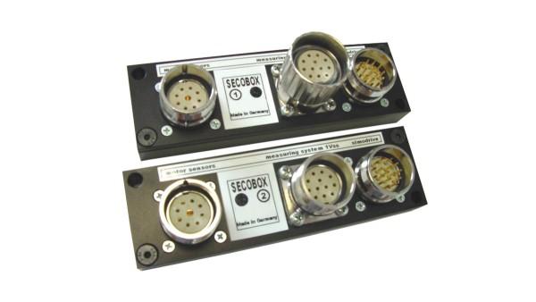 Sensor-Connector-Boxen