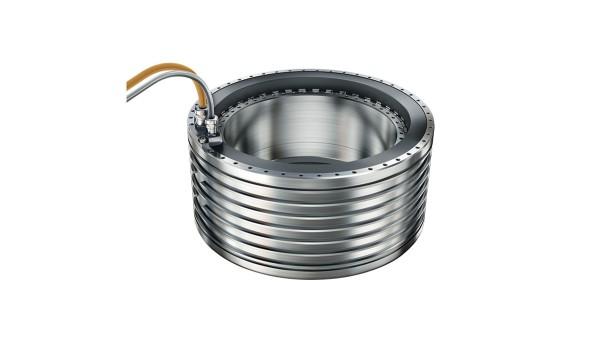 RIB-Motor: Kabelabgang - axial