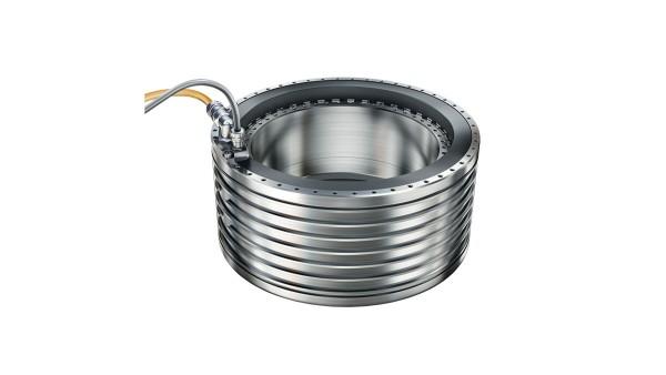 RIB-Motor: Kabelabgang - tangential